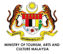 Ministry of tourism Arts and Culture Malaysian (MOTAC)